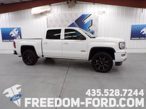 2017 GMC Sierra 1500 for sale at Freedom Ford Inc in Gunnison UT