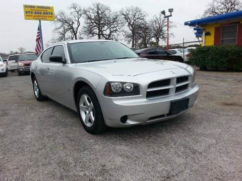 2008 Dodge Charger for sale at Global Vehicles,Inc in Irving TX