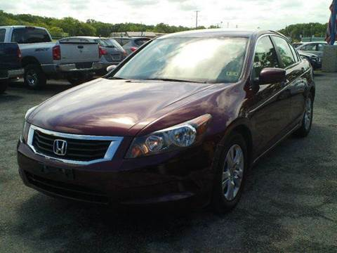 2008 Honda Accord for sale at Global Vehicles,Inc in Irving TX