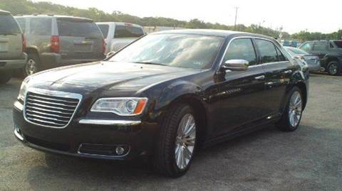 2012 Chrysler 300 for sale at Global Vehicles,Inc in Irving TX