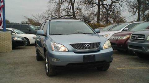 2007 Lexus RX 350 for sale at Global Vehicles,Inc in Irving TX