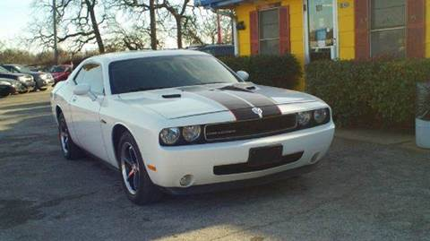 2010 Dodge Challenger for sale at Global Vehicles,Inc in Irving TX