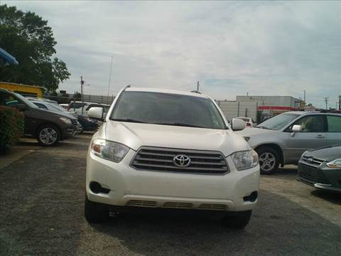 2008 Toyota Highlander for sale at Global Vehicles,Inc in Irving TX