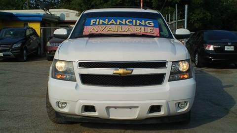 2007 Chevrolet Tahoe for sale at Global Vehicles,Inc in Irving TX