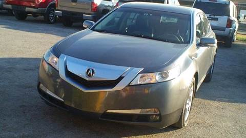 2009 Acura TL for sale at Global Vehicles,Inc in Irving TX