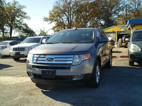 2009 Ford Edge for sale at Global Vehicles,Inc in Irving TX