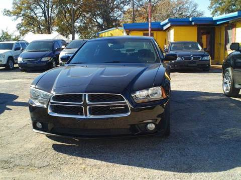 2012 Dodge Charger for sale at Global Vehicles,Inc in Irving TX