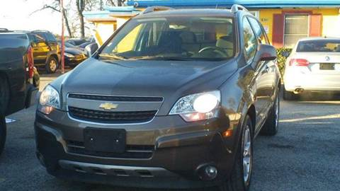 2014 Chevrolet Captiva Sport for sale at Global Vehicles,Inc in Irving TX