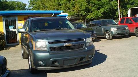 2008 Chevrolet Tahoe for sale at Global Vehicles,Inc in Irving TX