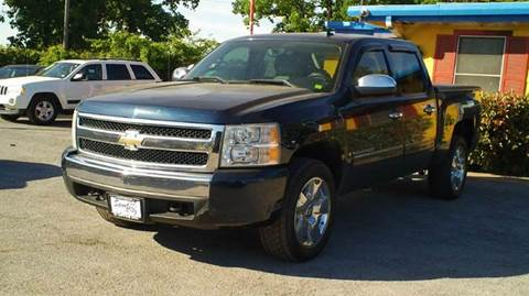 2008 Chevrolet Silverado 1500 for sale at Global Vehicles,Inc in Irving TX