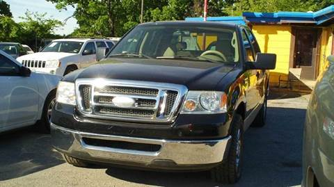 2007 Ford F-150 for sale at Global Vehicles,Inc in Irving TX