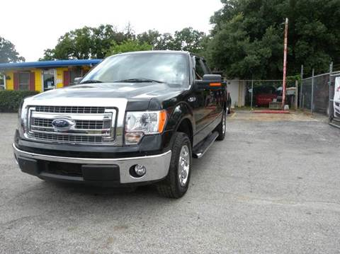 2011 Ford F-150 for sale at Global Vehicles,Inc in Irving TX