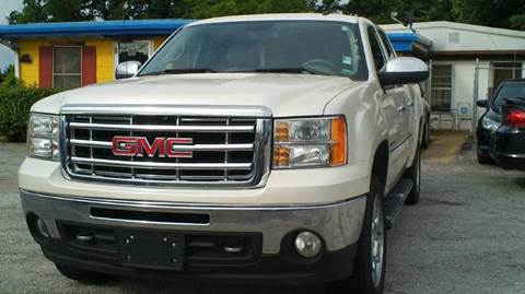 2010 GMC Sierra 1500 for sale at Global Vehicles,Inc in Irving TX