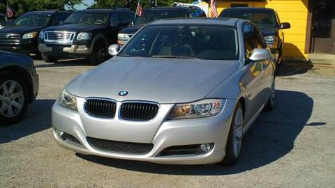 2009 BMW 3 Series for sale at Global Vehicles,Inc in Irving TX