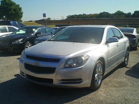 2010 Chevrolet Malibu for sale at Global Vehicles,Inc in Irving TX