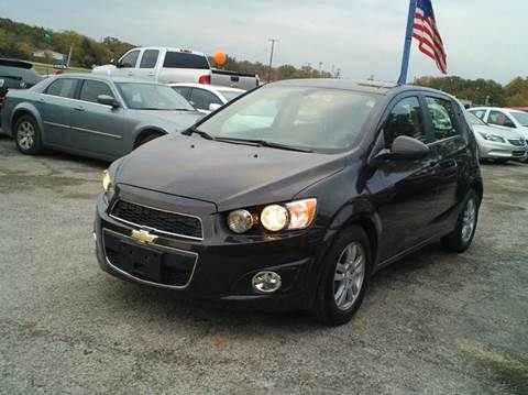 2014 Chevrolet Sonic for sale at Global Vehicles,Inc in Irving TX