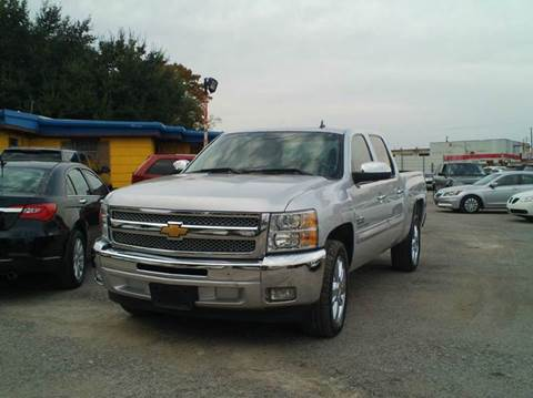 2013 Chevrolet Silverado 1500 for sale at Global Vehicles,Inc in Irving TX