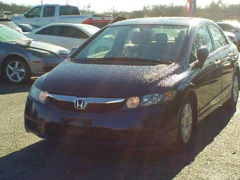 2011 Honda Civic for sale at Global Vehicles,Inc in Irving TX