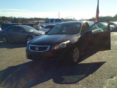2010 Honda Accord for sale at Global Vehicles,Inc in Irving TX