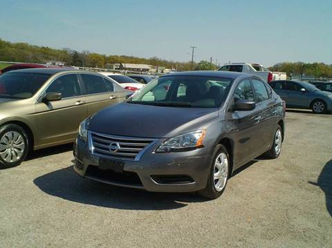 2015 Nissan Sentra for sale at Global Vehicles,Inc in Irving TX