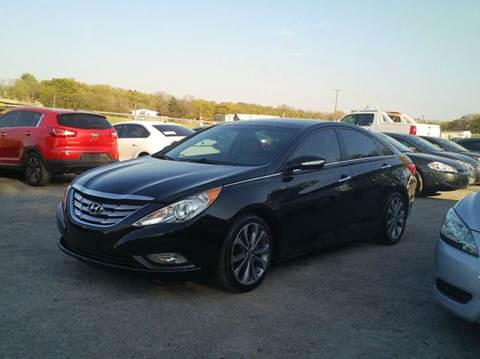 2013 Hyundai Sonata for sale at Global Vehicles,Inc in Irving TX