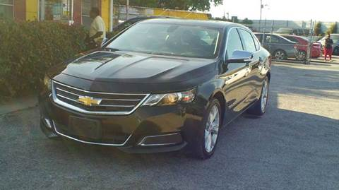 2014 Chevrolet Impala for sale at Global Vehicles,Inc in Irving TX