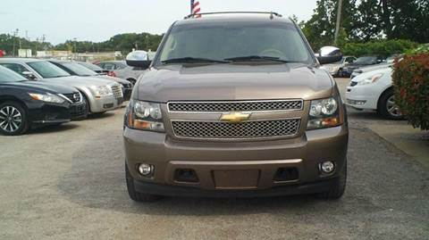 2011 Chevrolet Tahoe for sale at Global Vehicles,Inc in Irving TX
