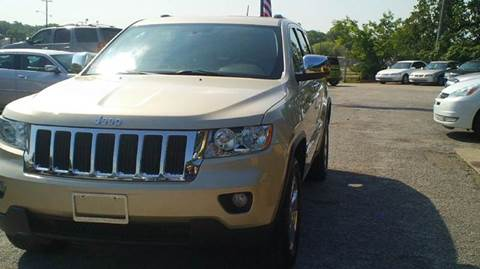 2011 Jeep Grand Cherokee for sale at Global Vehicles,Inc in Irving TX