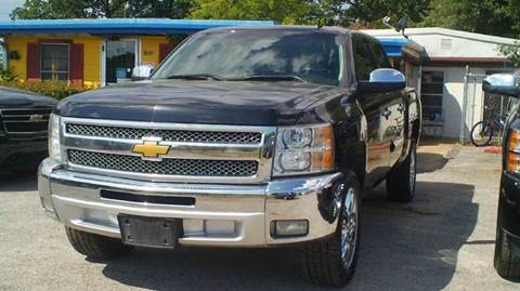 2009 Chevrolet Silverado 1500 for sale at Global Vehicles,Inc in Irving TX