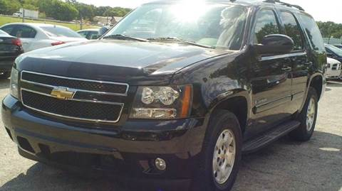 2009 Chevrolet Tahoe for sale at Global Vehicles,Inc in Irving TX