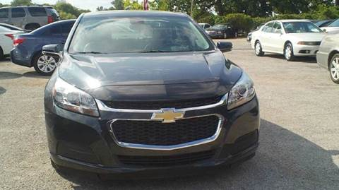 2016 Chevrolet Malibu Limited for sale at Global Vehicles,Inc in Irving TX