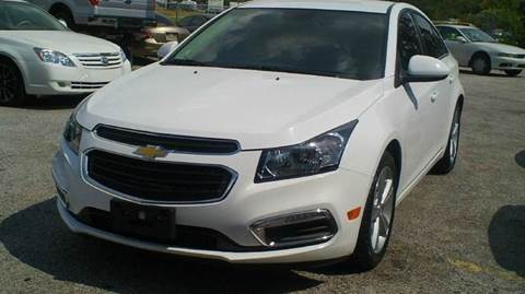 2015 Chevrolet Cruze for sale at Global Vehicles,Inc in Irving TX