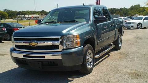 2010 Chevrolet Silverado 1500 for sale at Global Vehicles,Inc in Irving TX