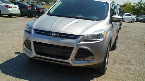 2014 Ford Escape for sale at Global Vehicles,Inc in Irving TX