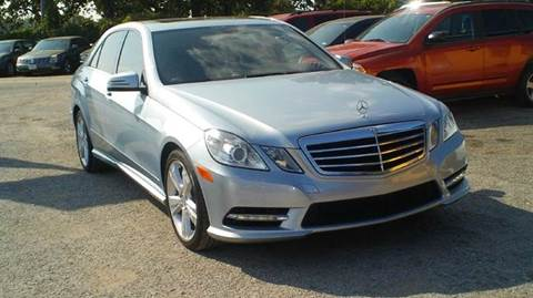 2013 Mercedes-Benz E-Class for sale at Global Vehicles,Inc in Irving TX