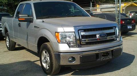 2014 Ford F-150 for sale at Global Vehicles,Inc in Irving TX