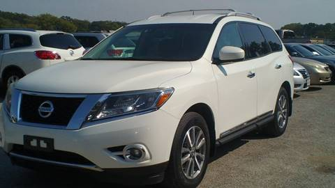 2013 Nissan Pathfinder for sale at Global Vehicles,Inc in Irving TX