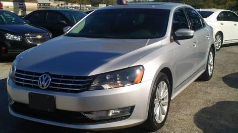 2013 Volkswagen Passat for sale at Global Vehicles,Inc in Irving TX