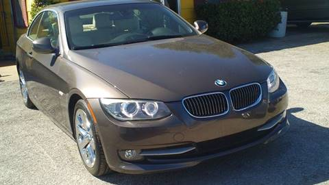 2011 BMW 3 Series for sale at Global Vehicles,Inc in Irving TX