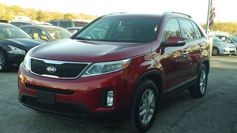 2015 Kia Sorento for sale at Global Vehicles,Inc in Irving TX