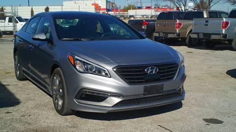 2015 Hyundai Sonata for sale at Global Vehicles,Inc in Irving TX