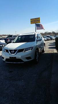 2015 Nissan Rogue for sale at Global Vehicles,Inc in Irving TX