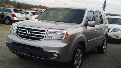 2013 Honda Pilot for sale at Global Vehicles,Inc in Irving TX