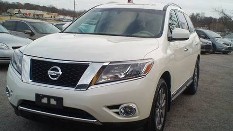 2015 Nissan Pathfinder for sale at Global Vehicles,Inc in Irving TX