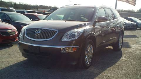 2012 Buick Enclave for sale at Global Vehicles,Inc in Irving TX