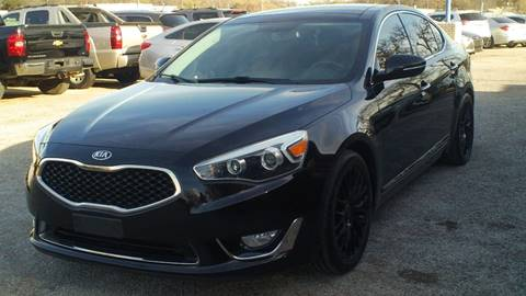 2014 Kia Cadenza for sale at Global Vehicles,Inc in Irving TX