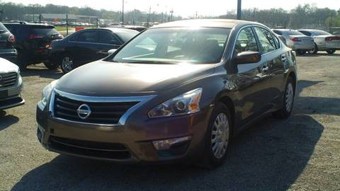2015 Nissan Altima for sale at Global Vehicles,Inc in Irving TX