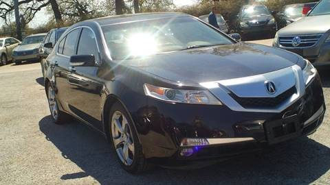 2010 Acura TL for sale at Global Vehicles,Inc in Irving TX