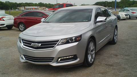 2015 Chevrolet Impala for sale at Global Vehicles,Inc in Irving TX