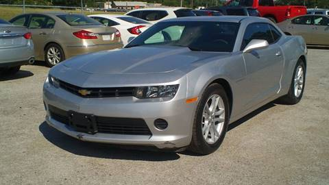 2015 Chevrolet Camaro for sale at Global Vehicles,Inc in Irving TX